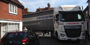 rotherfield east sussex lorries hgv kings arms
