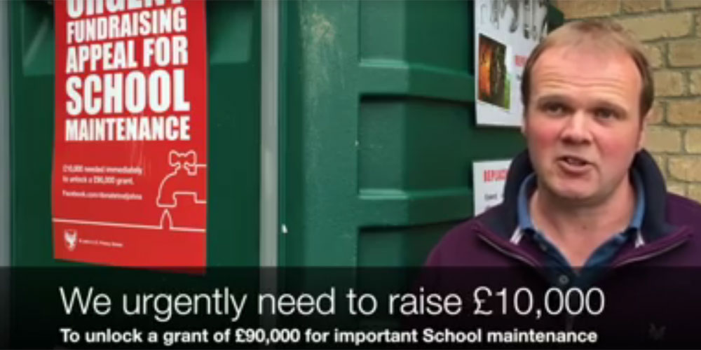 St Johns CE primary School £10,000 appeal
