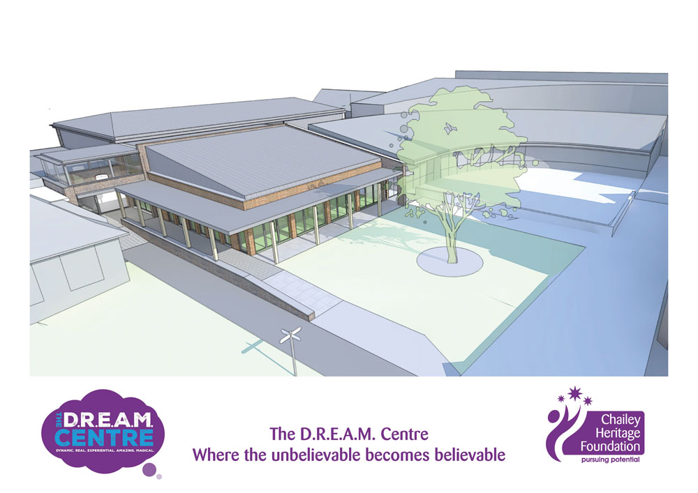 DREAM Centre Chailey Heriateg Foundation in Sussex