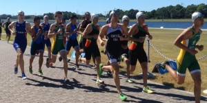 Matt and James McCarthy from Crowborough claimed a team bronze medal for Great Britain at the 2016 UIPM Biathle World Championships in Sarasota, Florida.