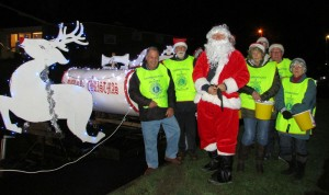 Crowborough Lions - Santa's Sleigh