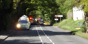 motorcyclist killed a26 crowborough sunday 14th may 2017
