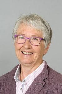 Cllr Sylvia Tidy, Crowborough South and St Johns
