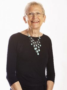 Sheila Hatchwell, Fermor Way in Crowborough, will be a model at the Breast Cancer Care Fashion Show
