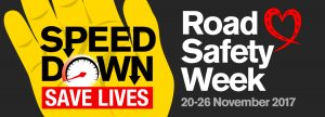Road Safety Week 20th to 26th November 2017