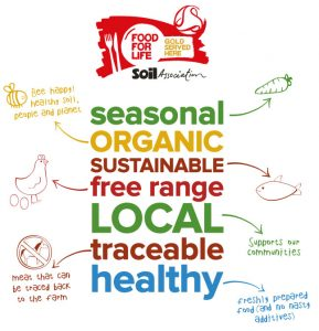 Soil Association: Food for Life Gold Standard