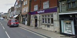 NatWest Branch High Street Crowborough