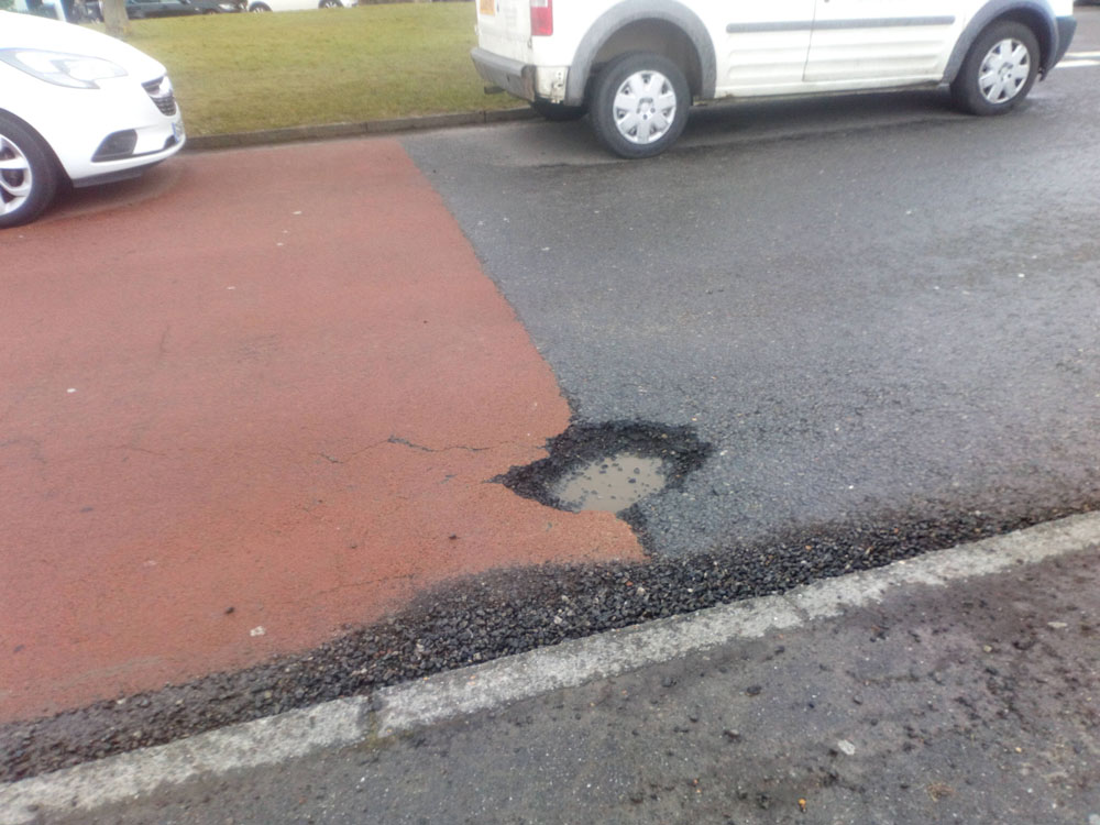 Major cash boost for pothole repairs