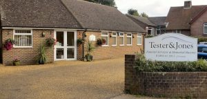 Tester & Jones Independent Funeral Services London Road Crowborough