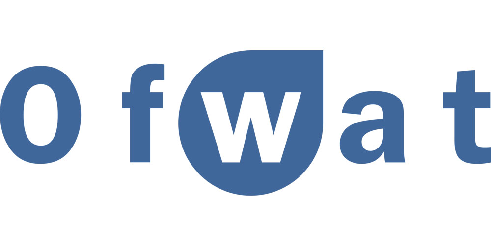 Ofwat's logo - the water regulator in England and Wales
