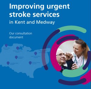 Public consultation on proposals to improve hospital-based urgent stroke services for people in Kent and Medway