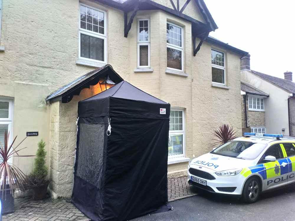 Sussex Police launch murder probe