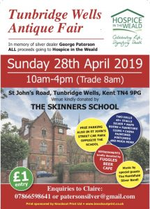 Tunbridge Wells Antique Fair @ Skinners School | England | United Kingdom