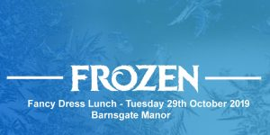 Frozen Fancy Dress Lunch @ Barnsgate Manor | Heron's Ghyll | England | United Kingdom