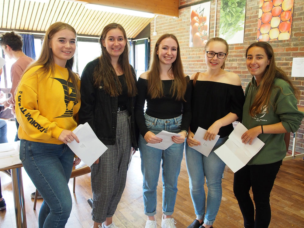 Beacon Academy students excel in 2019
