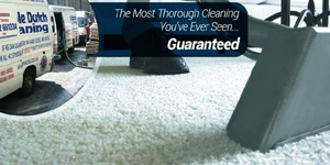 The Most Thorough Cleaning You've Ever Seen...Guaranteed