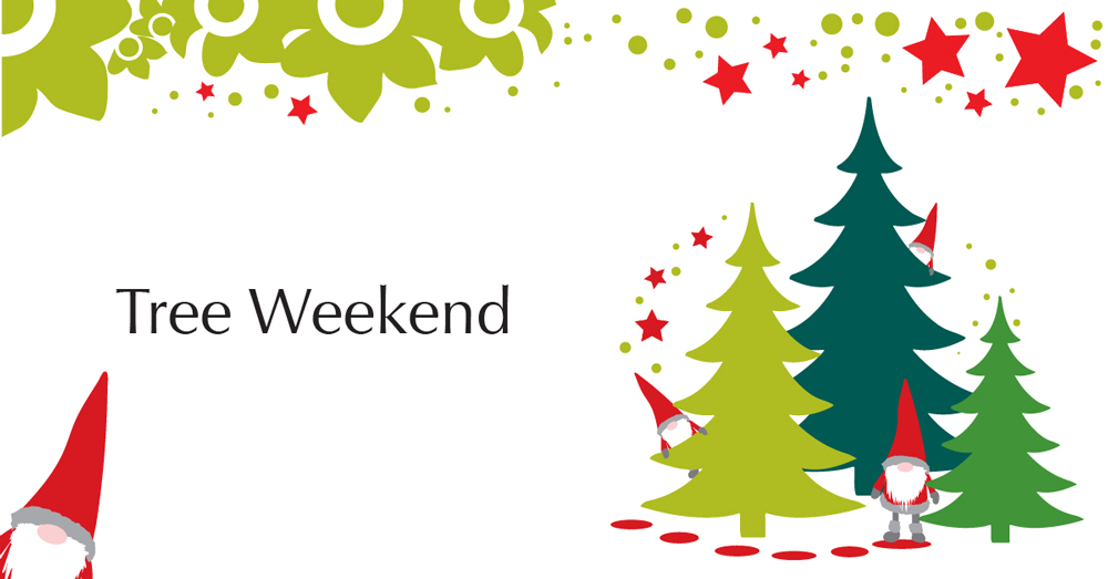 Millbrook Garden Centre in Crowborough are inviting you to their Christmas Tree Weekend from Thursday 28th November to Sunday 1st December 2019.