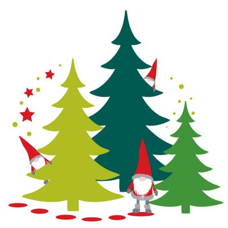 Christmas Tree Weekend at Millbrook Garden Centre in Crowborough from Thursday 28th November to Sunday 1st December 2019.