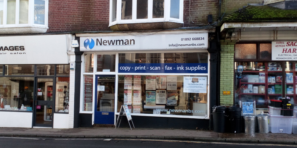 Newmans is moving