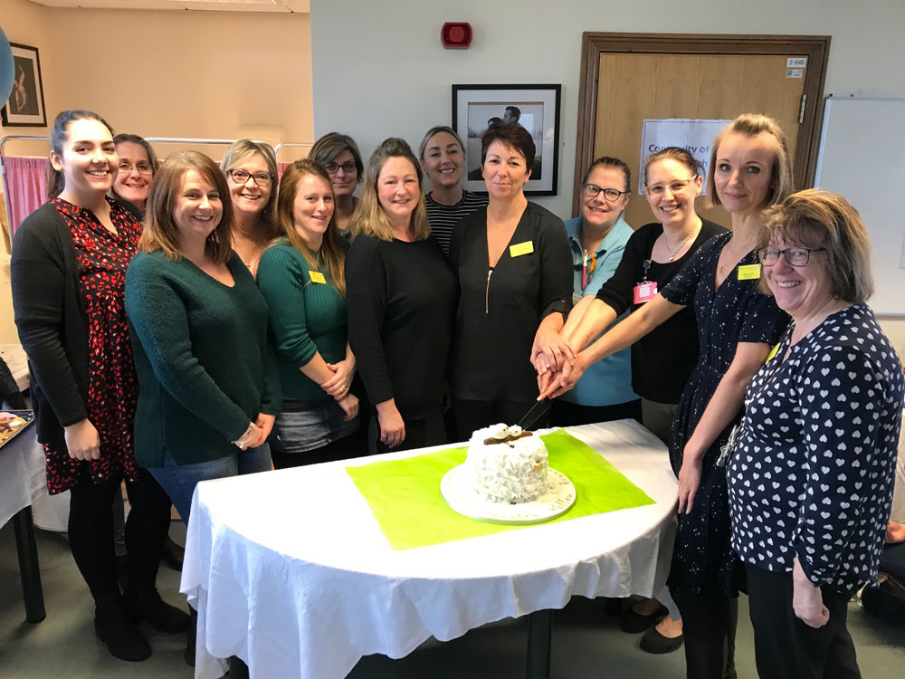 Continuity of Care launched at Crowborough Birthing Centre