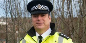 Detective Chief Inspector Alasdair Henry has become the new district commander for Wealden.