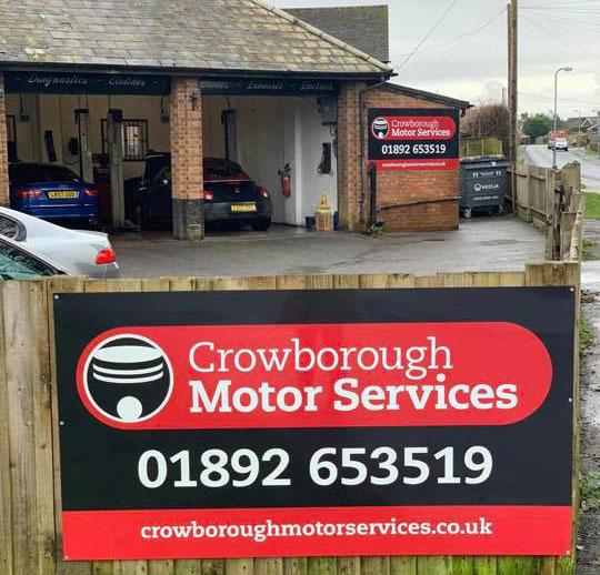 Crowborough Motor Services
