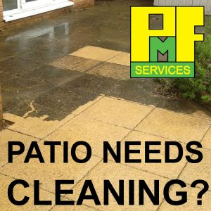 Pressure Washing Service Crowborough Driveways • Patios • Decking Block paving • Brick walls Agricultural buildings and more