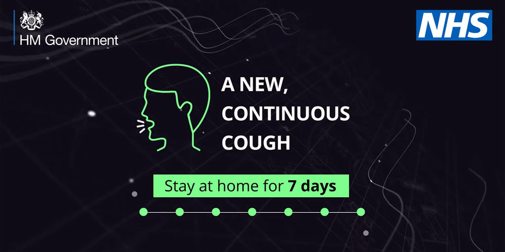 NHS video on coronavirus: Stay at Home