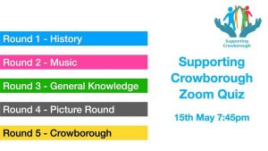 Supporting Crowborough Quiz Rounds