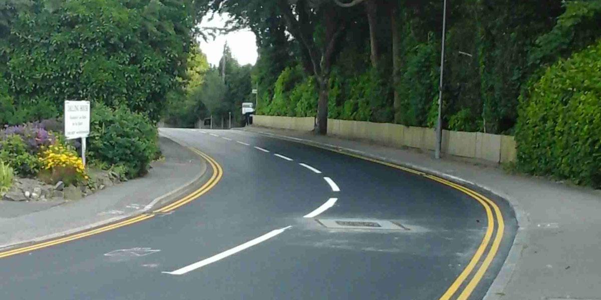 Croft Road in Crowborough