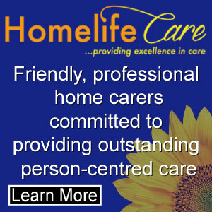 Homelife Care is a friendly professional community home care provider committed to providing outstanding person–centred care in and around Crowborough