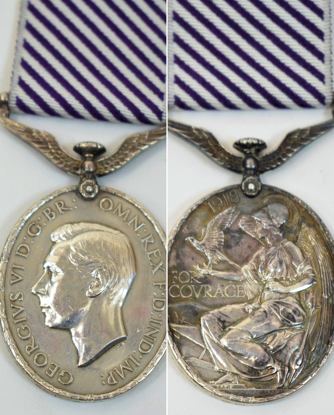 Distinguished Flying Medal King George VI