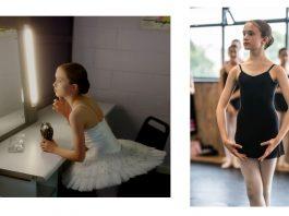 Florence Fraser ballet dancer Rotherfield, East Sussex