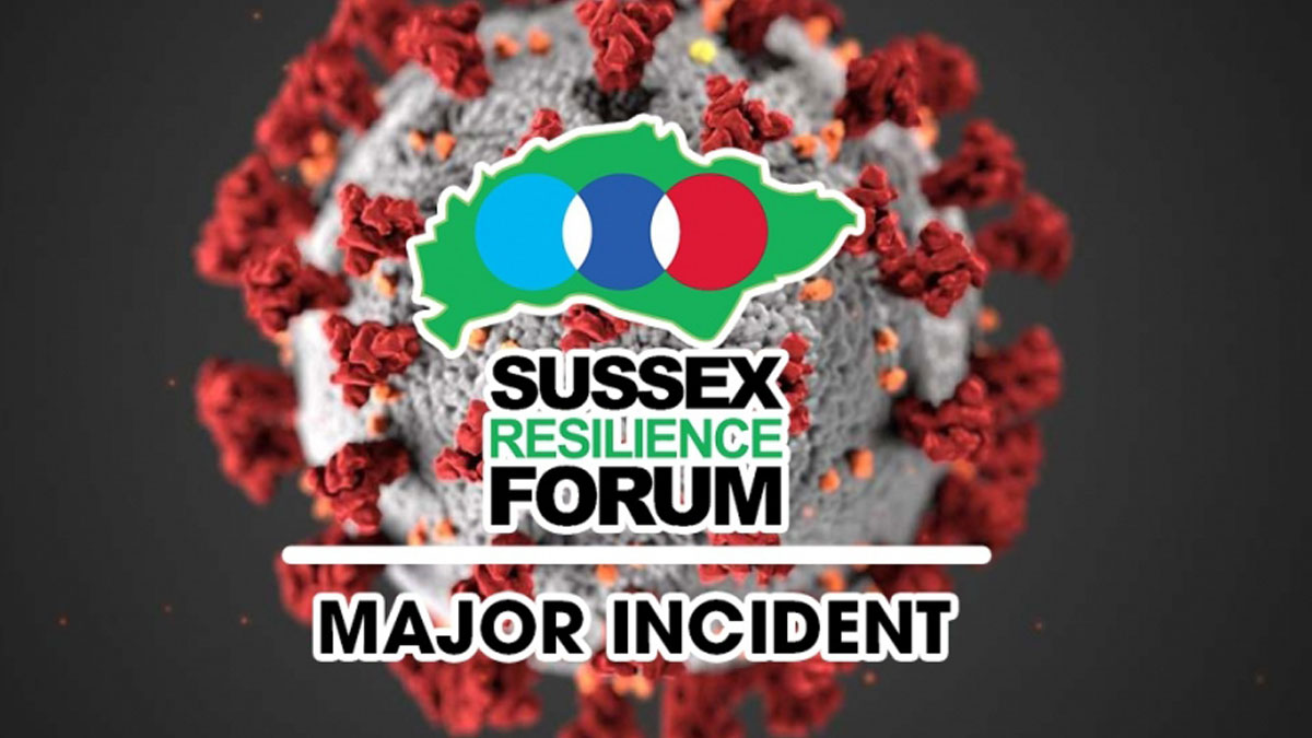 Sussex Resilience Forum Covid-19 Major Incident