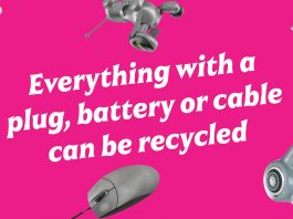 Recycle your Electrical Campaign