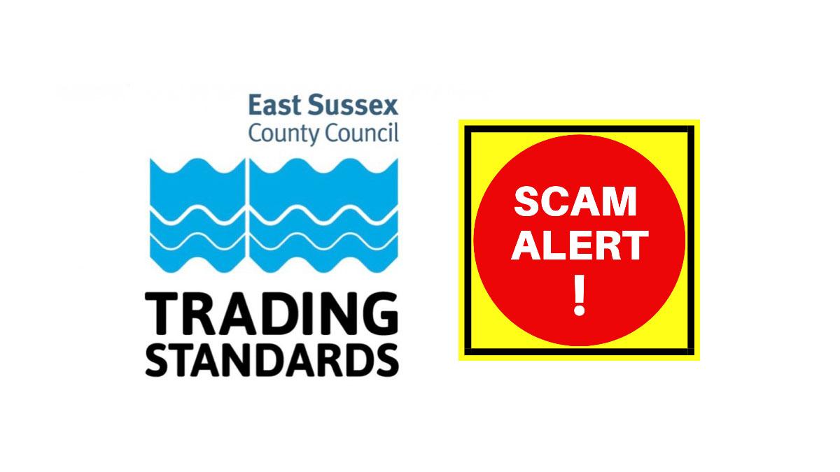 East Sussex County Council Scam Alert