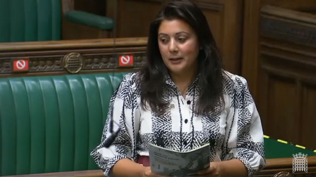 MP asks Transport Minister about disabled access at local railway stations