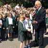 Opening of Ashdown Primary School